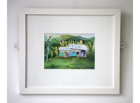 Little House, Big Banana Leaves
