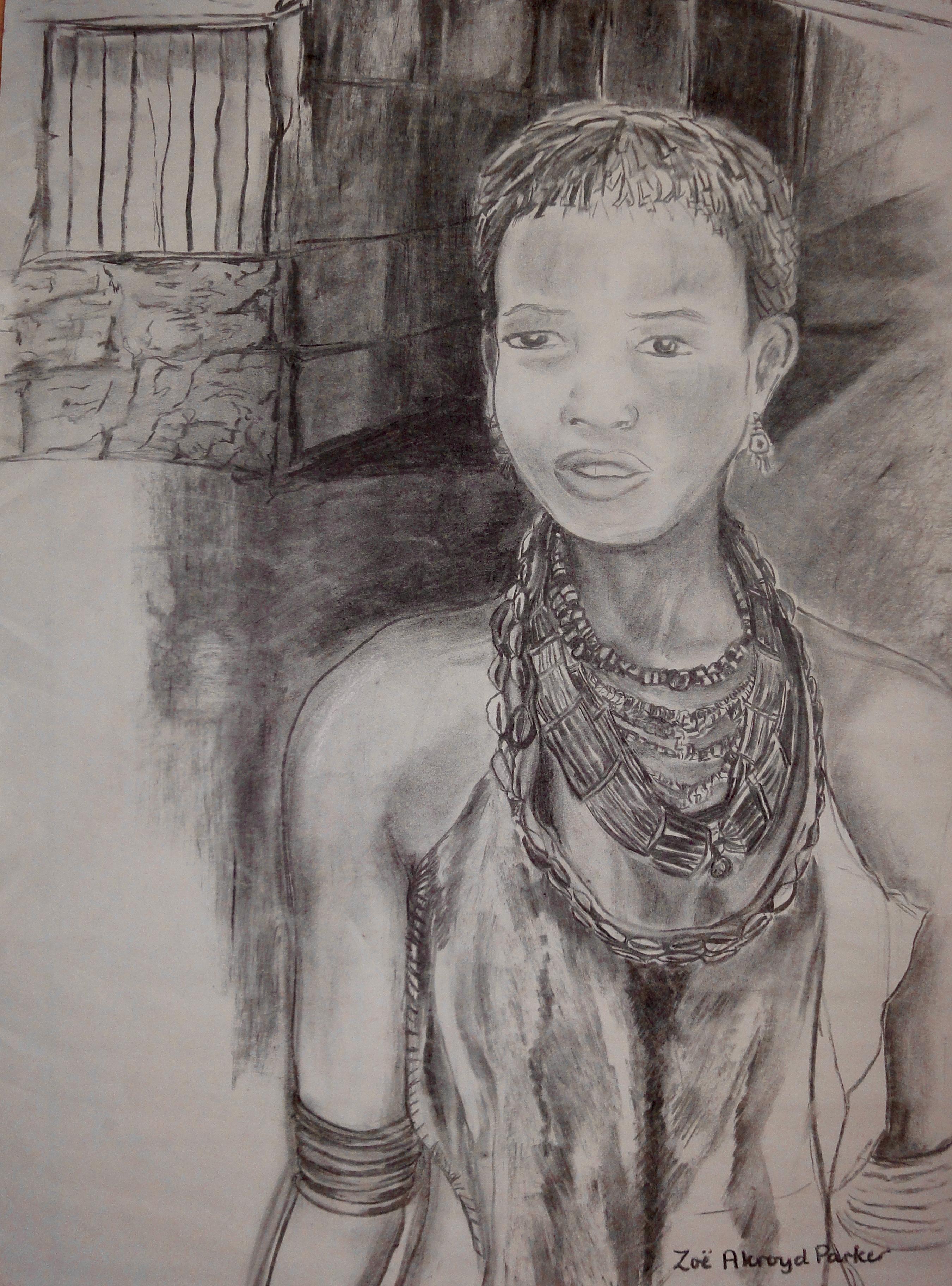 Young Hamer Girl (Ilko)