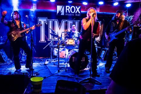 """Live im """"ROX"""" in Spiez"""
