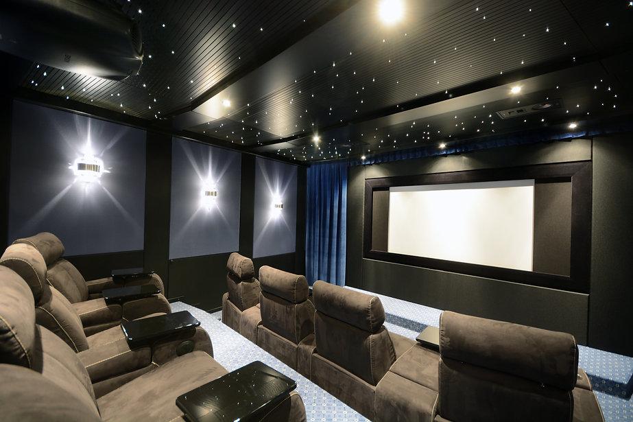 Starlight-Cinema, Heimkino, Homecinema