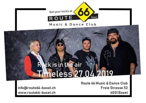 Konzert im Route 66 abgesagt!