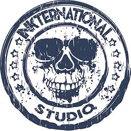 logo inkternational tattoo studio