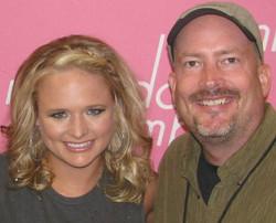 Music + Media with Miranda Lambert.