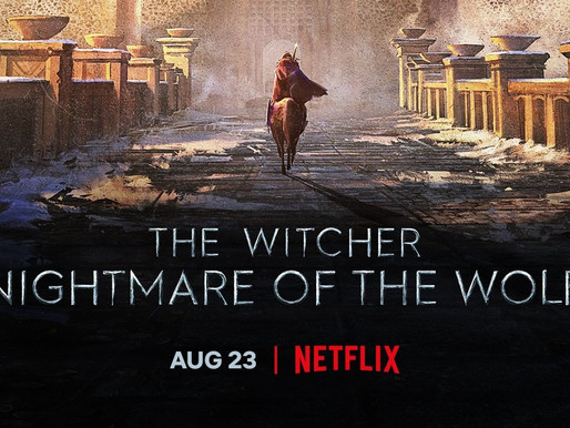 Netflix releases full trailer for Witcher anime movie 'The Witcher: Nightmare of the Wolf'