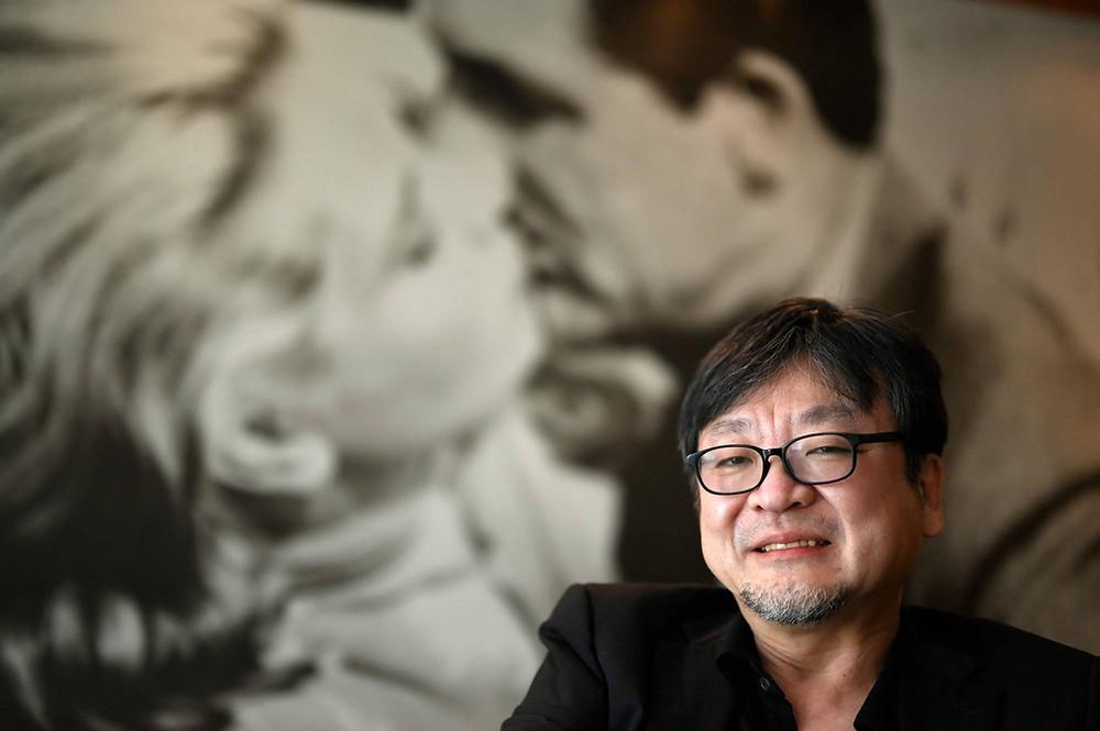 Mamoru Hosoda, Japanese director and filmmaker