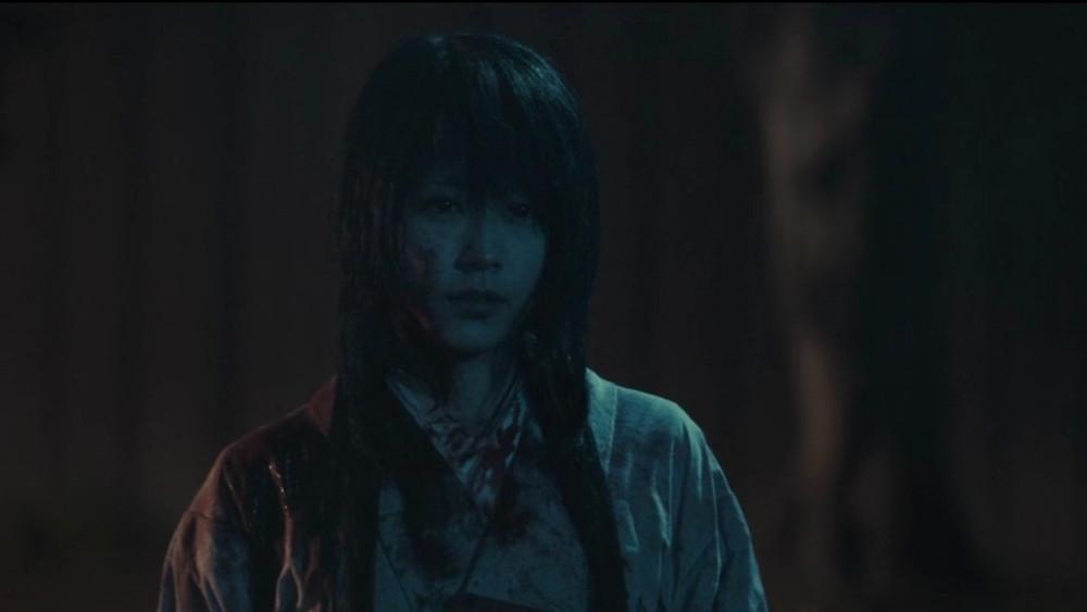 Tomoe Yukishiro of Rurouni Kenshin: The Beginning