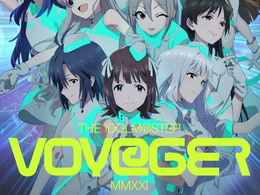 'THE IDOLM@STER VOY@GER': New concept video for anniversary of 'THE IDOLM@STER' franchise