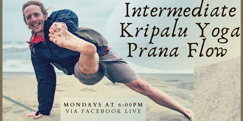 Intermediate Kripalu Yoga - Prana Flow
