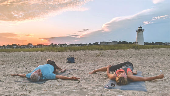 Private Yoga Class on Martha's Vineyard