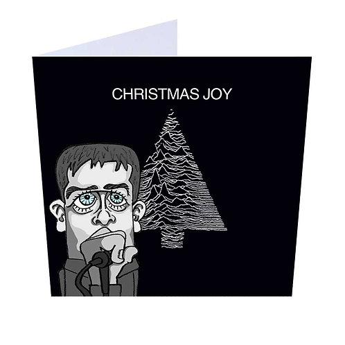 11. Joy Division Christmas Card