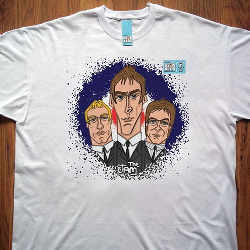 The Jam Target T-shirt
