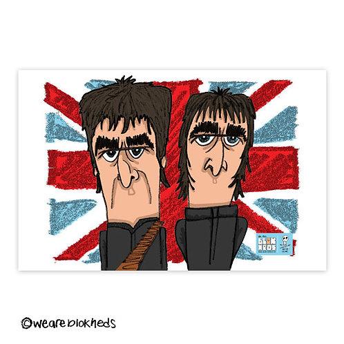 """Oasis Giclée Print 17"""" x 11"""""""