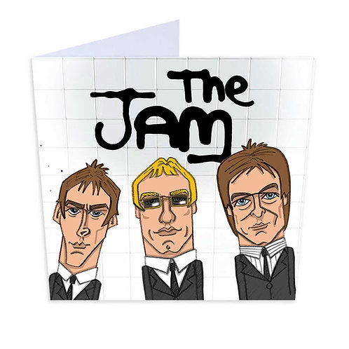 The Jam Greeting Card