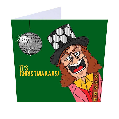 12. Slade Christmas Card