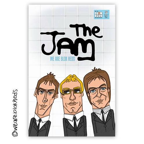 "The Jam Giclée Print 17"" x 11"""