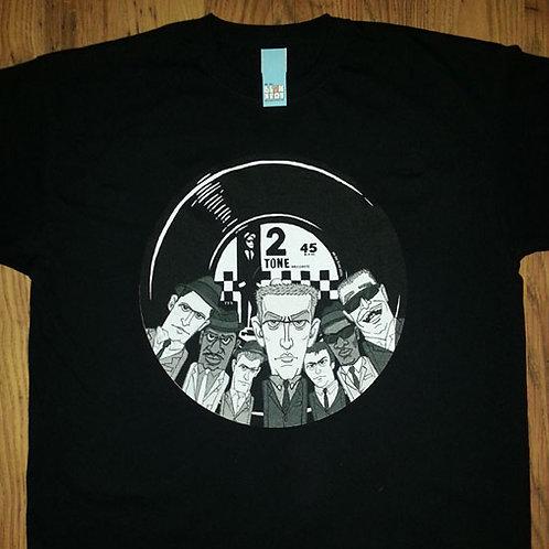 Specials 2Tone T-shirt Black