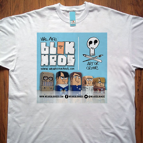 Blok Hed Gang T-Shirt