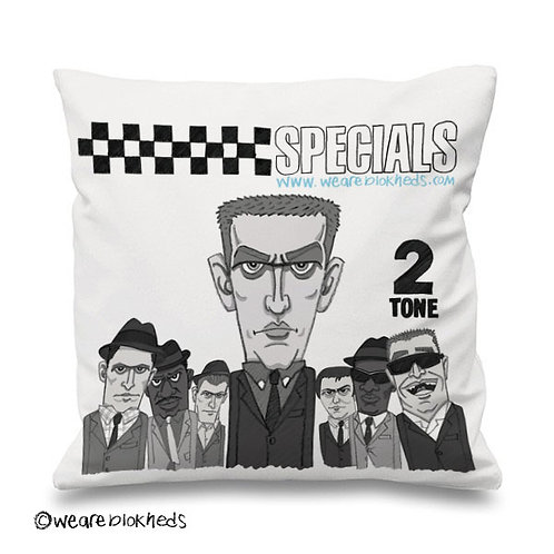 Specials White Cushion