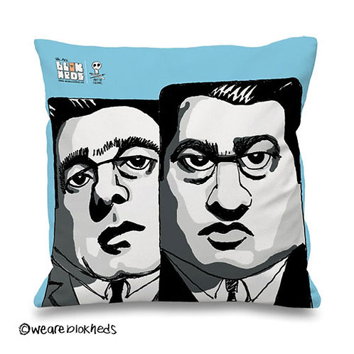 Ron & Reg Cushion