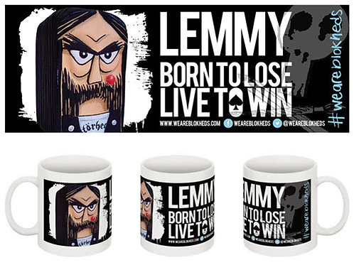 Lemmy Mug