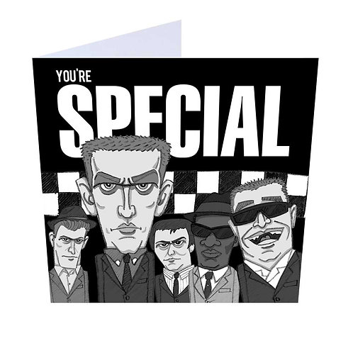 1. You're Special Greeting Card