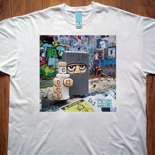 Graffiti Hed T-Shirt