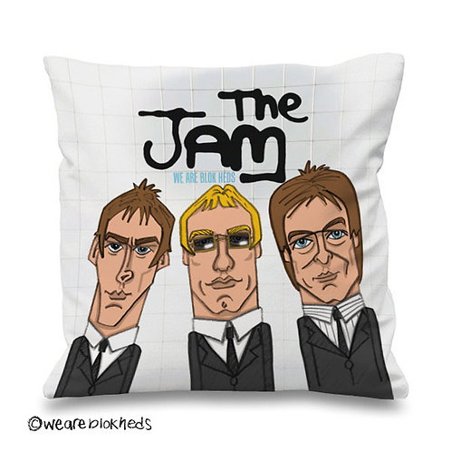 The Jam Cushion