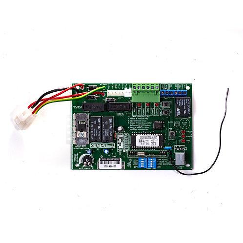 PC BOARD - 12VDC-Slider (SEL)