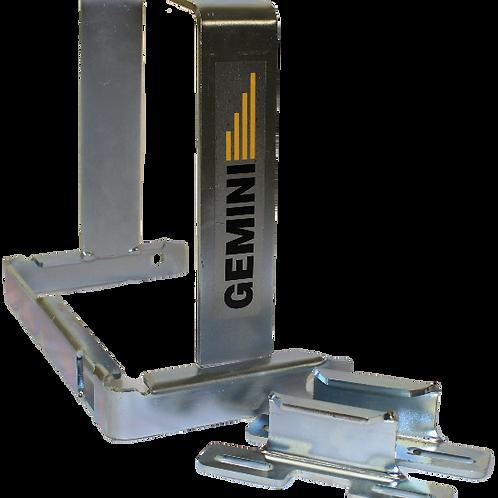GEMINI Anti tamper bracket specifically designed for Sliding gate motors