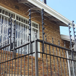 Fence intallation