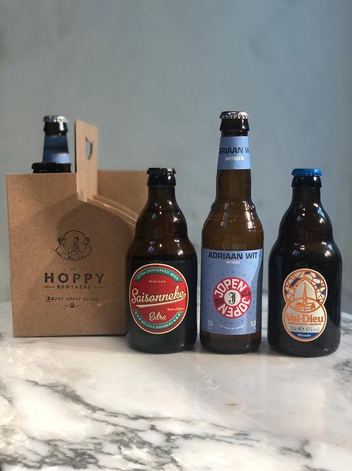 The Hoppy Brothers Bierpakket