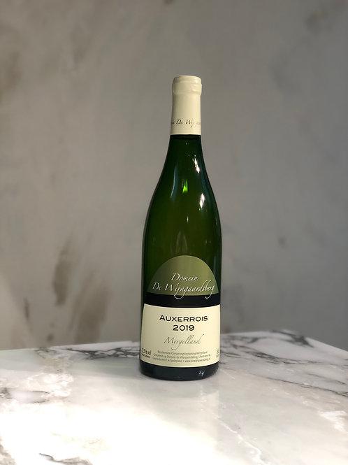 Domein de Wijngaardsberg Auxerrois 2020