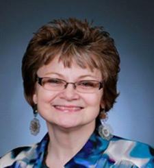 Julianna Robinson, Past President 2013-15