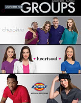 Cherokee scrubs and related brands
