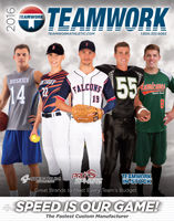 Teamwork Athletic catalog