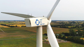 VLOG Series,  Blown Away at the Wind Farm, Bowling Green, Ohio