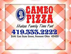 CAMEO PIZZA