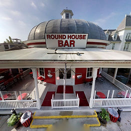 Round House Bar, Park Hotel, Red Moon, PIB