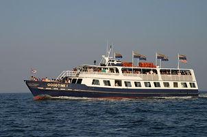 Goodtime Lake Erie Islands Cruises