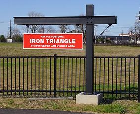 Fostoria Iron Triangle RailPark