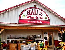 HALL'S FARM MARKET (WINE & BEER GARDEN)