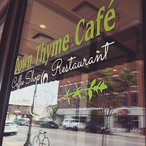 DOWN THYME CAFE