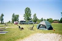 Wolf Creek Park: Campgound