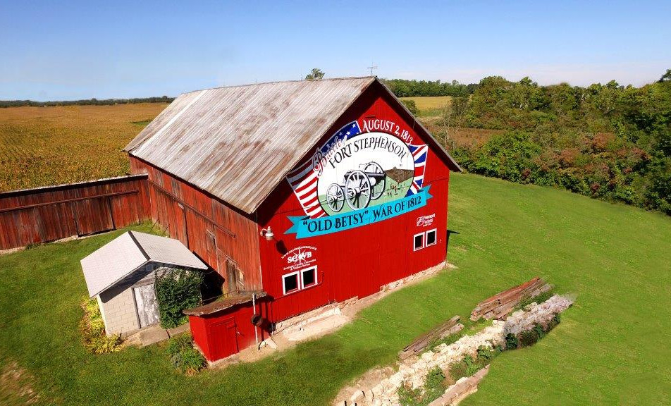 Sandusky County Historic Barn Trail004.j