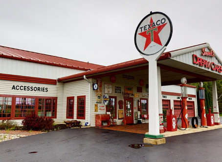 Snook's Dream Cars in Bowling Green Ohio offers New 3D Virtual Tour of their Classic Car Collection