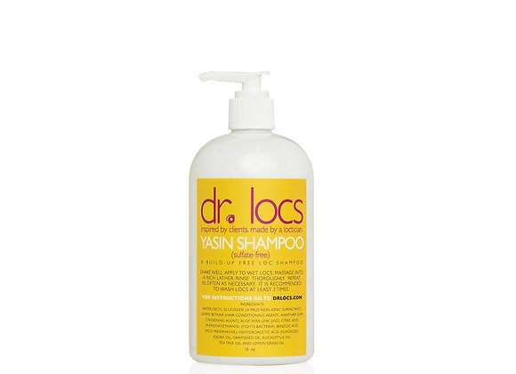 dr. locs -Yasin shampoo