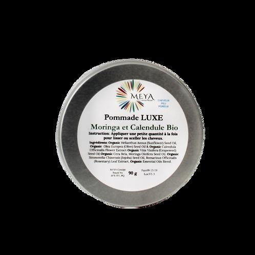 Pommade Luxe  moringa et calendule Bio (Porosité Basse)