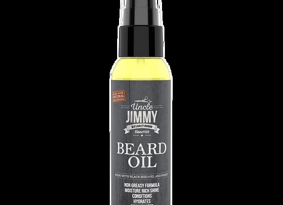 [Uncle Jimmy] Beard Oil
