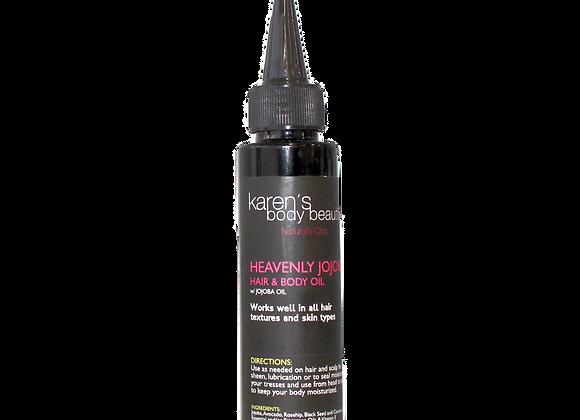 Heavenly Jojoba Hair & Body Oil