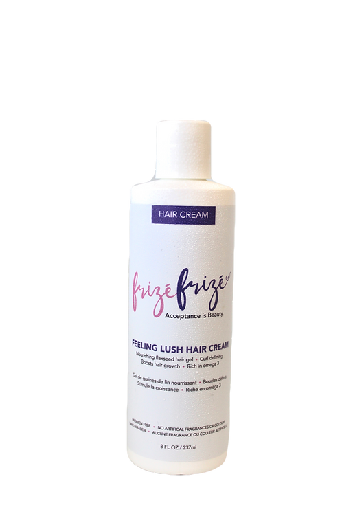 Feeling Lush Leave-in & Styling Hair Cream